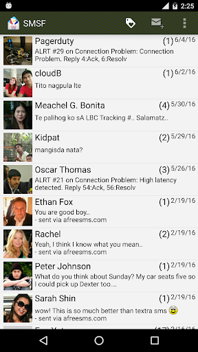 SMSF - Free SMS To Philippines