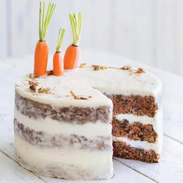 Apricot Carrot Cake
