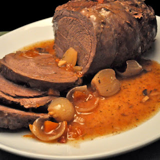 Slow-Cooker Venison Roast