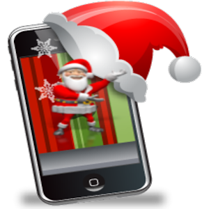 Santa selfie android apps on google play