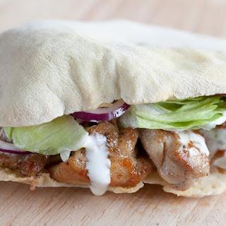 Chicken Shoarma (shawarma)