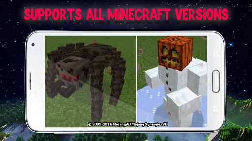 Mutants mods for Minecraft 2.3.28 screenshots 2