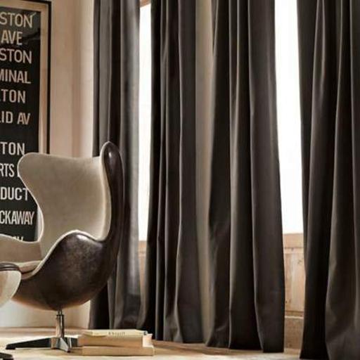 現代のカーテンのデザインアイディア