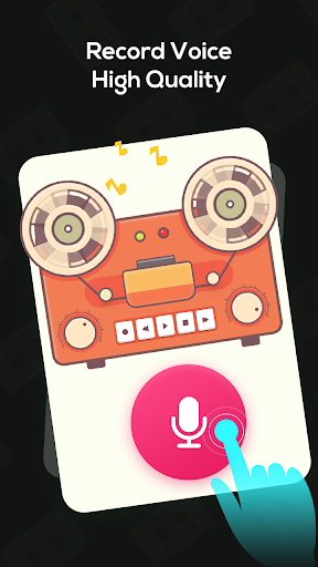 Voice Changer Voice Recorder - Editor & Effect 2.0 screenshots 1