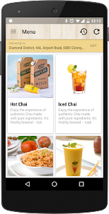 ChaiPoint  Food & Tea Delivery- screenshot thumbnail