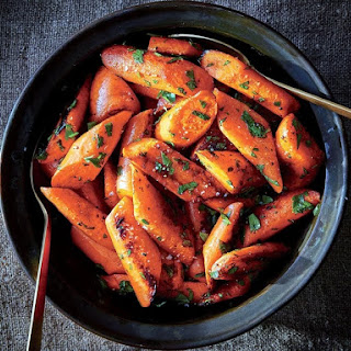 Herb-Roasted Carrots Recipe