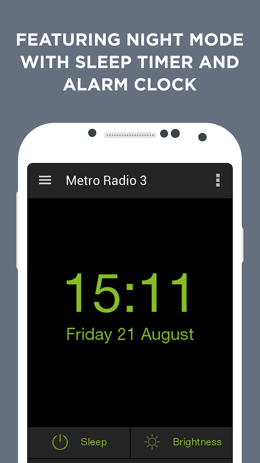 Metro Radio- screenshot