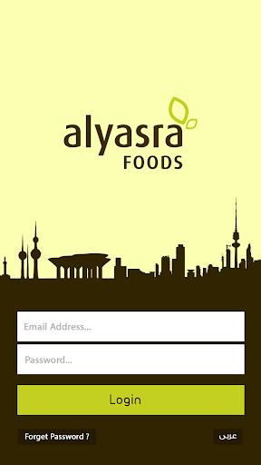 Alyasra Sales Tool