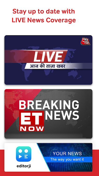 Airtel TV: Live TV, Election News, Movies,TV Shows – (Android Apps