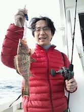 Photo: 「魚つれましたー!」