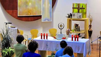 Photo: Conversión y vida cotidiana con Teresa de Jesús Ejercicios Espirituales, con Fco. Javier Sancho F. CITeS-Universidad de la Mística  Ávila, 28 Julio - 3 Agosto 2014 - Todos los Derechos Reservados CITES - http://www.mistica.es