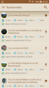Visorando GPS randonnée 3