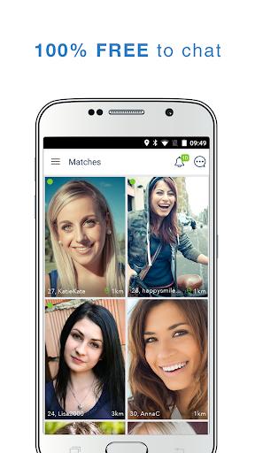 Oasis Dating - 100% Free Chat screenshot 2