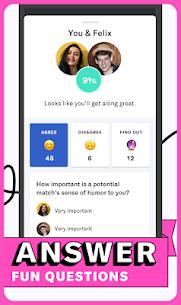 OkCupid MOD APK 46.0.0 [Unlimited Swipe Likes] Online Dating App 7