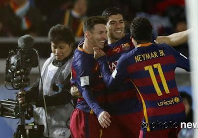 Lionel Messi, Luis Suarez, Neymar en de rest van Barcelona zijn fantastisch bezig