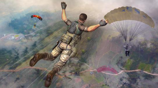 Free Firing Battleground: Fire Free Squad Survival 1