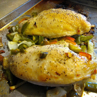 Juicy Oven Roasted Chicken