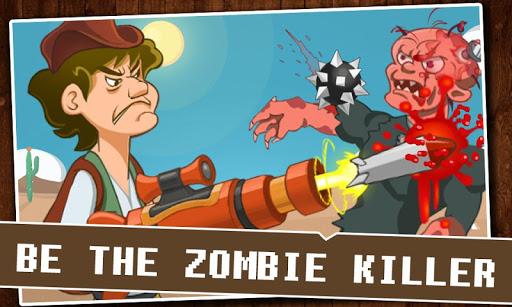 Dead Zombie Blood Slayer