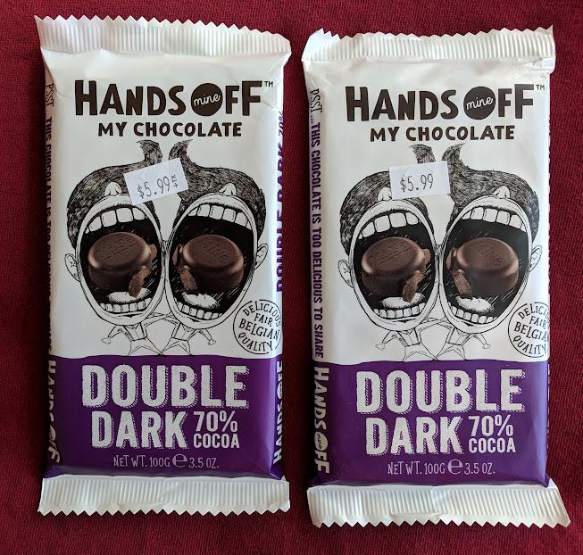 70% Hands Off Bar