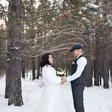 Wedding photographer Sayana Baldanova (SayanaB). Photo of 16.01.2019