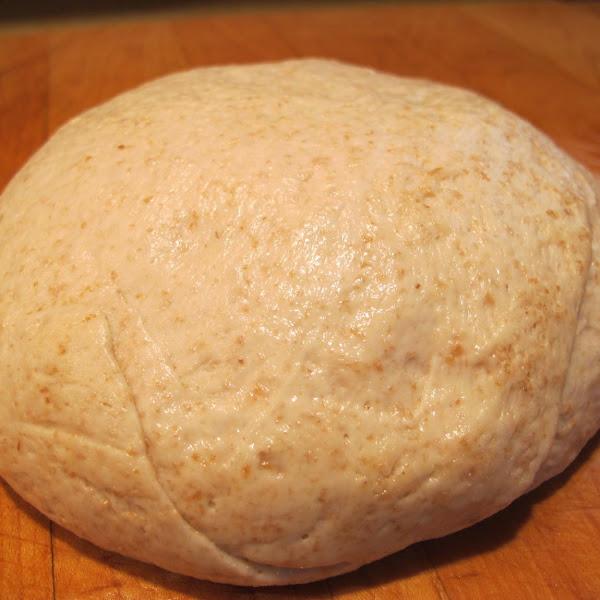 Healthy Pizza/calzone Crust Recipe
