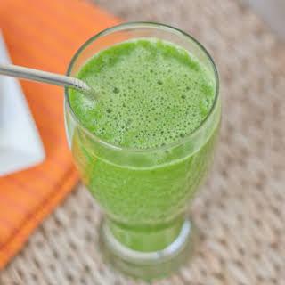 Green Lemonade Smoothie.
