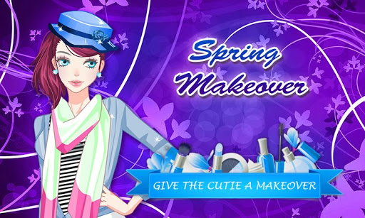 Spring Makeover for Girls