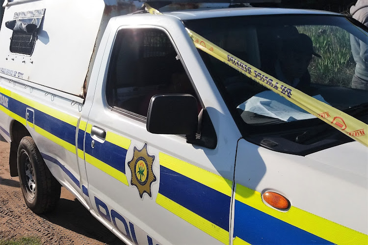 SAPS vehicle. File picture