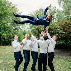 Wedding photographer Nadezhda Gributa (nadezhdaphoto). Photo of 20.10.2017