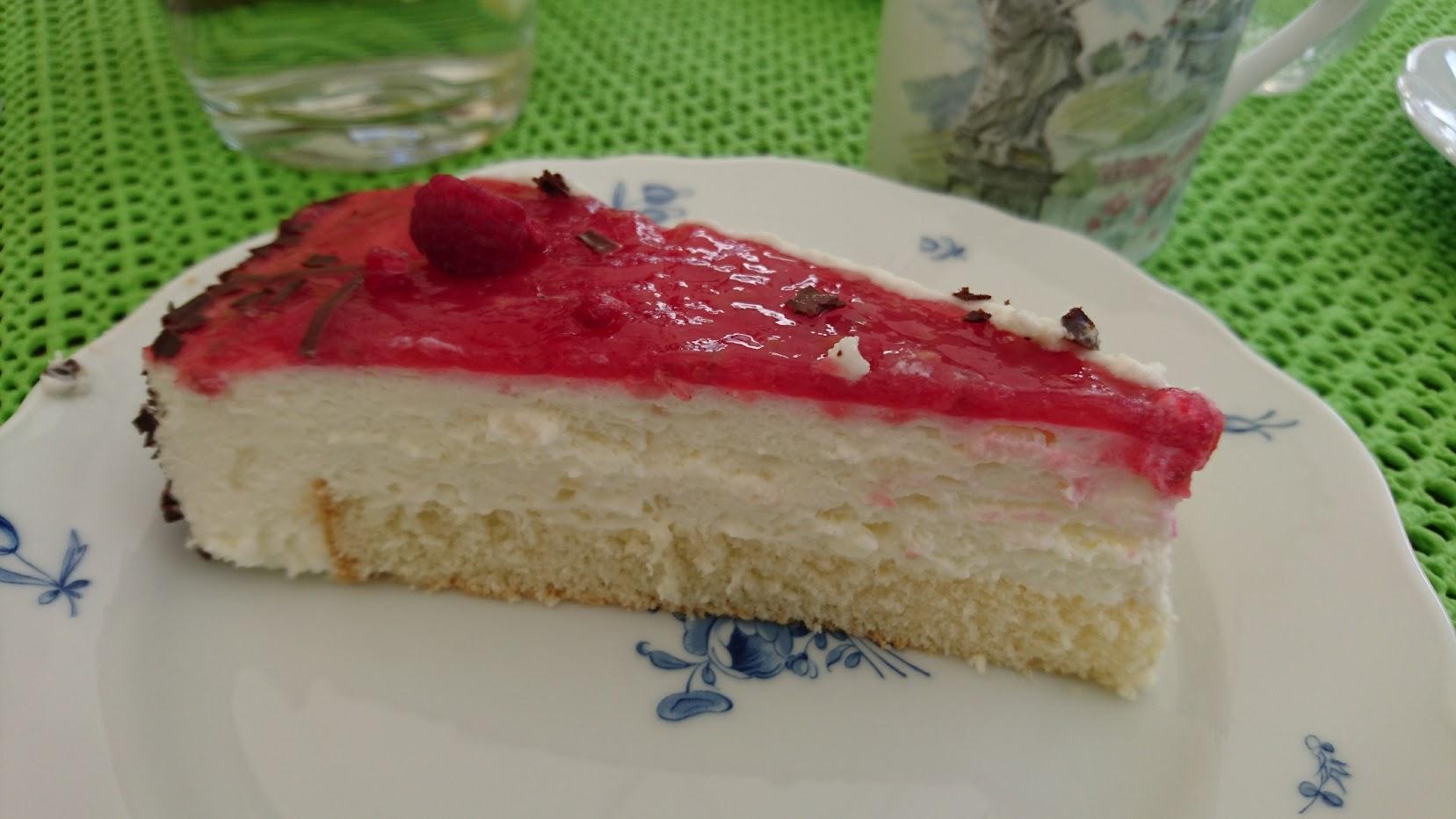 boFrost Reis Himbeer Torte