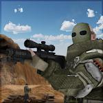 Sniper Commando Shooter 3D Icon
