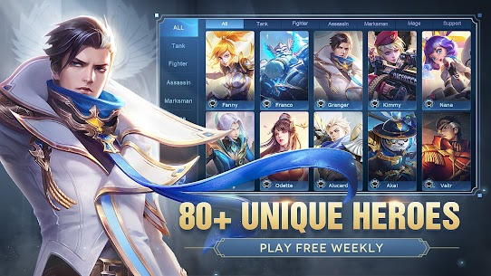 Mobile Legends: Bang Bang v1.5.16.5611 MOD APK 5