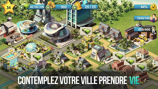 City Island 4: Ville virtuelle  captures d'écran 2