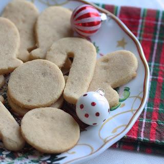 Vanilla Cookies (AIP, Paleo)