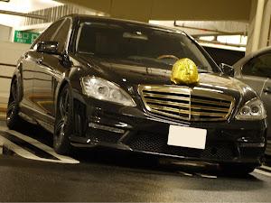 Sクラス W221 AMGスポーツエディション モカブラックのカスタム事例画像 たちせ Club Zeroさんの2019年11月25日23:37の投稿