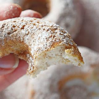 Apple Pie Cake Doughnuts.