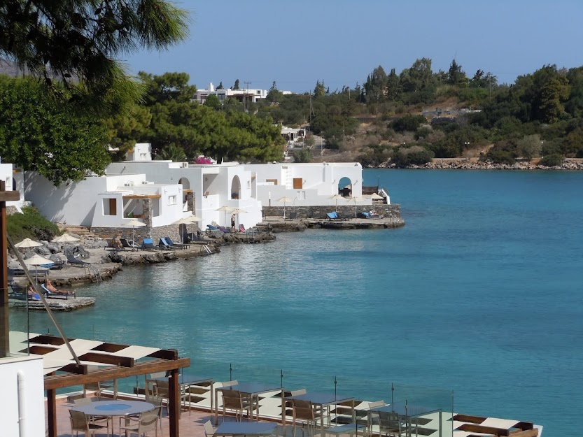 Minos Beach Art Hotel - Agios Nikolaos, Crete