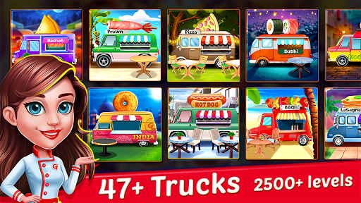 Crazy My Cafe Shop Star - Chef Cooking Games 2020 screenshots 21
