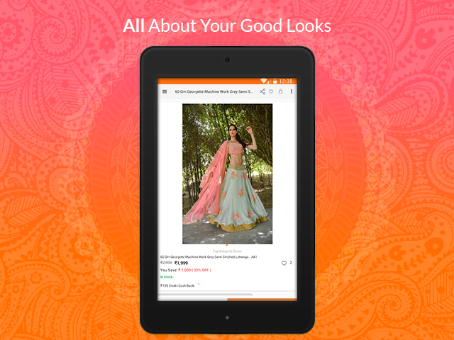 IndiaRush Women Ethnic Fashion- screenshot