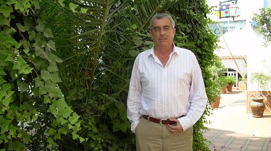 José Cano García, presidente de la confederación de empresarios Asempal