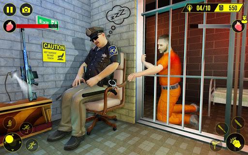 US Prison Escape Mission :Jail Break Action Game Apk 1