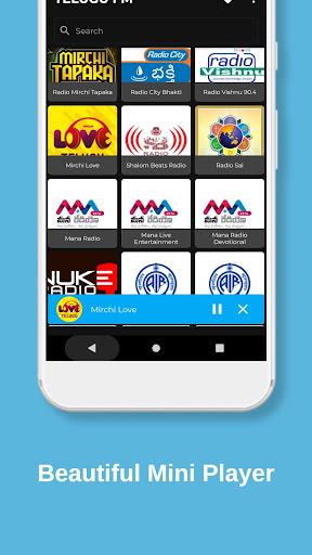 Telugu FM Online Radio screenshot 3