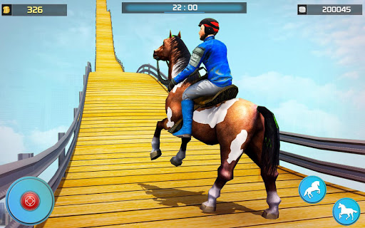 GT Horse Mega Ramp Parkour: Free Mega Ramp Stunts 1.0.16 screenshots 1