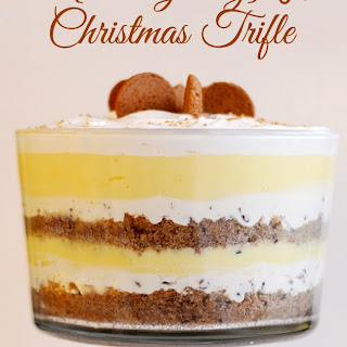 Everything Christmas Trifle