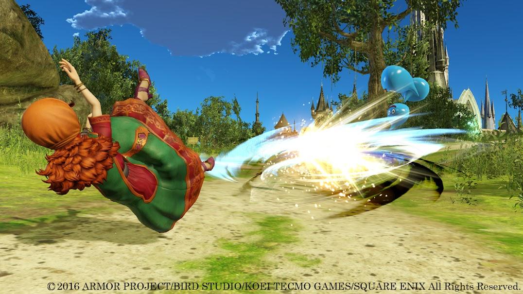 saga] Dragon Quest   DQXI disponibile in Europa   Demo di Dragon