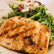 Salmon & Arugula Salad