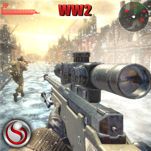 Call for War - Sniper Duty WW2 Battleground
