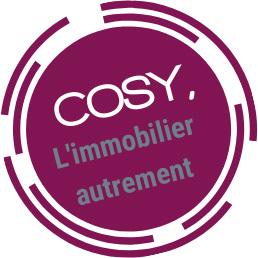 Logo de COSY, L'IMMOBILIER AUTREMENT