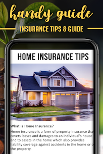 Insurance Tips and Guide App Download For Android 3