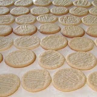 Best Peanut Butter Cookies.